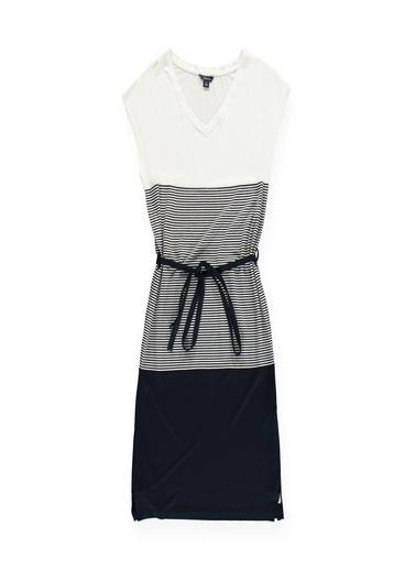 Nautica Elbise Lacivert